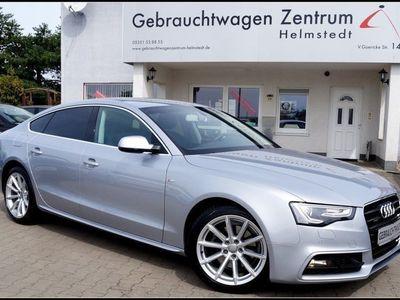 gebraucht Audi A5 Sportback 2.0 TDI (clean diesel) quattro DPF