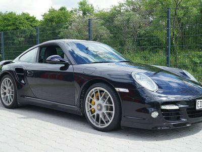 gebraucht Porsche 911 Turbo Coupe gepflegt mit Garantie PDK