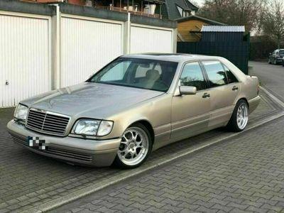 gebraucht Mercedes 420 Mercedes S klasse w140Lpg US