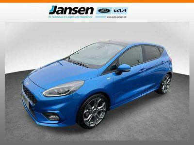 gebraucht Ford Fiesta ST-LINE Hybrid *Pano-Dach*LED*ACC*