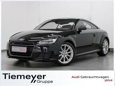 gebraucht Audi TT Coupé 2.0 TFSI Q S LINE SPORT+ NAVI+ LM18