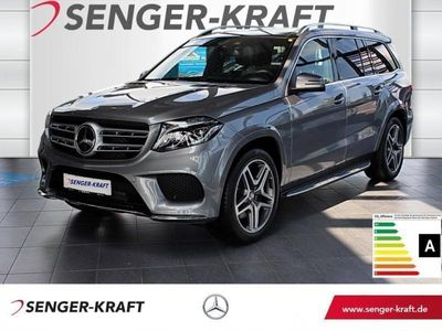 gebraucht Mercedes GLS350 d 4 MATIC AMG-Line Panoramadach Standhei