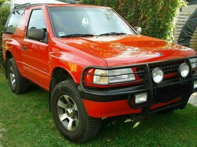 gebraucht Opel Frontera Sport
