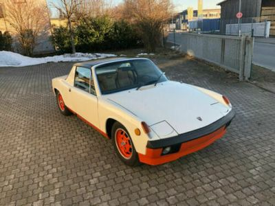 second-hand Porsche 914 CAN AM replica