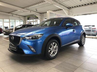 gebraucht Mazda CX-3 SKYACTIV-G 120 EXCLUSIVE, NAVI