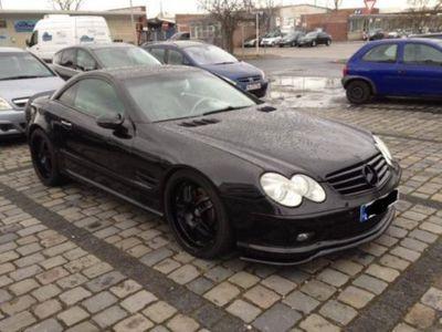 gebraucht Mercedes SL500 AMG !!! VOLLAUSSTATTUNG !!