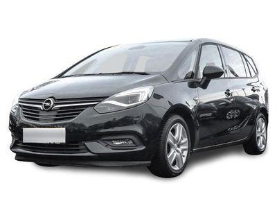 gebraucht Opel Zafira C Edition 1.4 T 7-Sitz+Navi+PDC+Sitzhzg+AHK+
