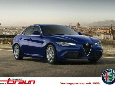 gebraucht Alfa Romeo Giulia Super MY2021 Finanzierung 399€ mtl
