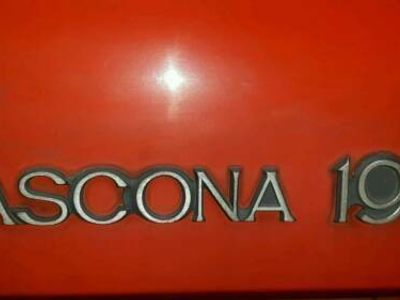 used Opel Ascona A 1.9S