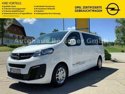 gebraucht Opel Zafira Life L Sel. 1.5 9-Sitzer
