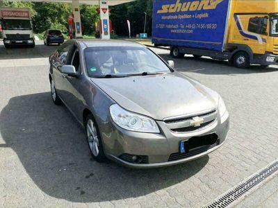 gebraucht Chevrolet Epica 2009 LPG mit neue TÜV zu v... als Limousine in Hamborn