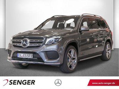 gebraucht Mercedes GLS350 d 4M AMG Line Panorama AHK Standheizung