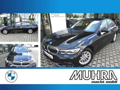 gebraucht BMW 320 dA UPE 55.400 Sport Line Live Cockpit Prof