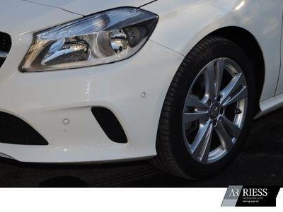 gebraucht Mercedes A180 Urban+Navi+Einparkhilfe+Teilleder+SHZ