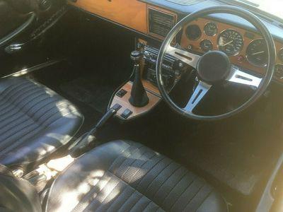 gebraucht Triumph Stag 3.0 V8 Cabrio mit Hardtop als Cabrio/Roadster in Traunreut