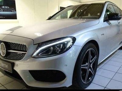 gebraucht Mercedes C43 AMG AMG 4M T NAVI+COMAND+LED+NIGHT+PANO+DISTR+K