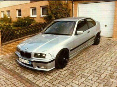 gebraucht BMW 323 Compact E36 Compact ti mit Sperrdiff / große B...