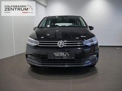 gebraucht VW Touran Highline 2.0 TDI DSG,Navi,AHK