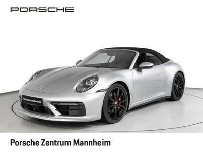 gebraucht Porsche 911 Carrera S Cabriolet Carrera S SportChrono Sitzbel