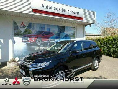 gebraucht Mitsubishi Outlander 2.0 Spirit Navi Ganzjahresreifen