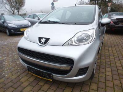 gebraucht Peugeot 107 Filou Klima*5Türer*ZV*Klima El. Fensterheber