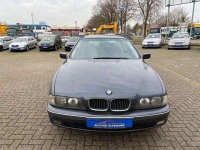 gebraucht BMW 523 i touring (E39) LPG Gas -Ohne TÜV Zu Verkaufen