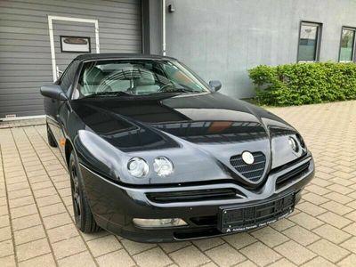gebraucht Alfa Romeo Spider 2.0 16V T.Spark L*TÜV*Klima*Leder*S-Heft*