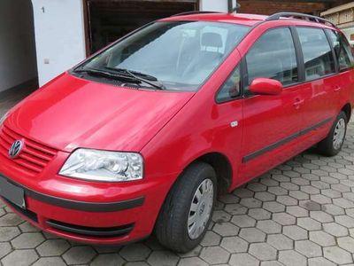 gebraucht VW Sharan 1.9 TDI Comfortline