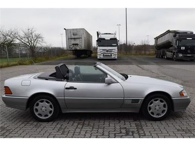 gebraucht Mercedes 280 SLRoadster(BM129)KLIMATRONIK/SITZHEIZUNG/TÜV 9/19