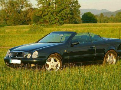 gebraucht Mercedes 320 Cabriomit 218 PS Vollau...