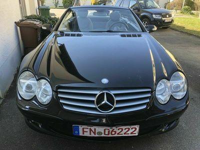 gebraucht Mercedes SL500 R230
