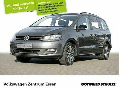gebraucht VW Sharan Black Style 1.4 TSI DSG 7-Sitzer NAVI XENON ALU17