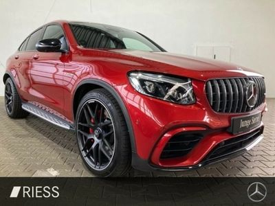 gebraucht Mercedes GLC63 AMG AMG S 4MATIC+ Coupe Drivers P.+Burmester