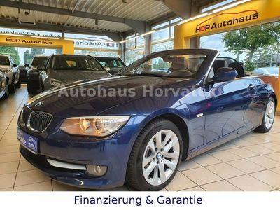 """gebraucht BMW 330 Cabriolet Baureihe 3 330d""""Leder""""Navi""""Scheckheft"""""""
