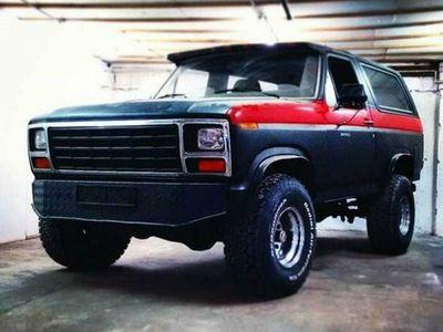gebraucht Ford Bronco