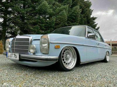 gebraucht Mercedes W114 280 Airride Lowrider