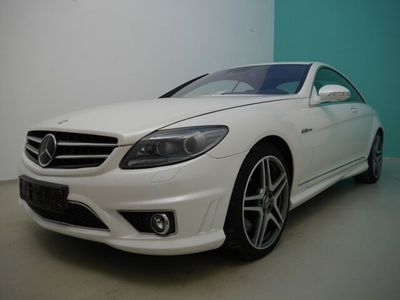 gebraucht Mercedes CL63 AMG AMG 7G*KEYLESS*TV*NIGHTV*DISTR*SITZKLIMA*