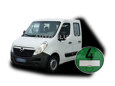 gebraucht Opel Movano 35 2.3 CDTi DOKA KLIMA AHK 2,5 T