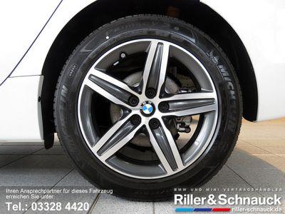 gebraucht BMW 218 Active Tourer Sport Line KAMERA LED NAVI PAN