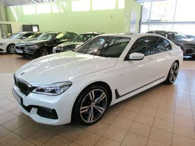 "gebraucht BMW 750 d xDrive M-Sportpaket H&K HUD Luftf. SD 20"""