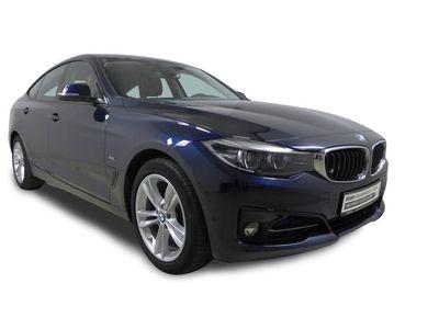 gebraucht BMW 320 Gran Turismo d xDrive LEDER SPORT LINE LED Sportpaket