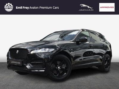 gebraucht Jaguar F-Pace 30d AWD R-Sport*Black-Pack*TFT*DAB*