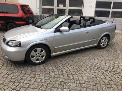 begagnad Opel Astra Cabriolet 1.8 16V Edition 90 Jahre Bertone