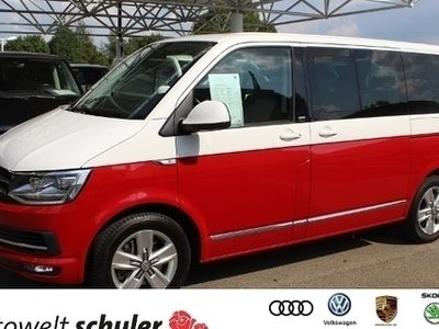 gebraucht VW Multivan T62,0 TDI Generation Six DCC Navi LED