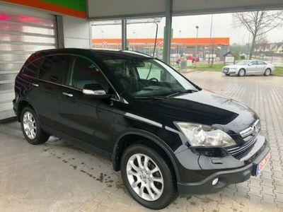 käytetty Honda CR-V Exclusive Edition