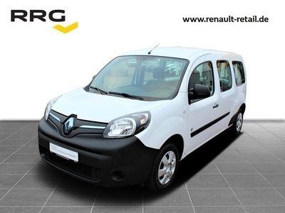 gebraucht Renault Kangoo Z.E. Maxi 2-Sitzer zzgl. Batteriemiete