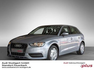 gebraucht Audi A3 Sportback 1.6 TDi Navi Tempomat Multifunktion
