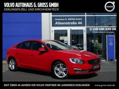 gebraucht Volvo S60 D5 Geartronic Linje Business EURO 6 A 15