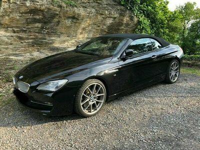 gebraucht BMW 650 Cabriolet i Vollausstattung Sportfahrwerk DSG
