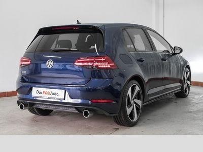 "gebraucht VW Golf VII 2.0 ""GTI"" DSG,Navi,LED,ACC KLIMA LED ALU"